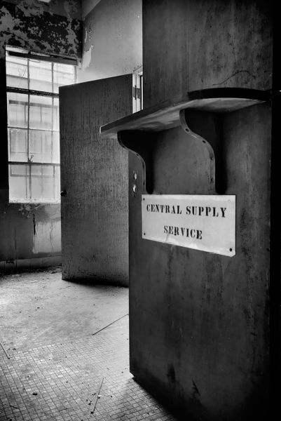 Central Supply Service; Constance Sanatorium