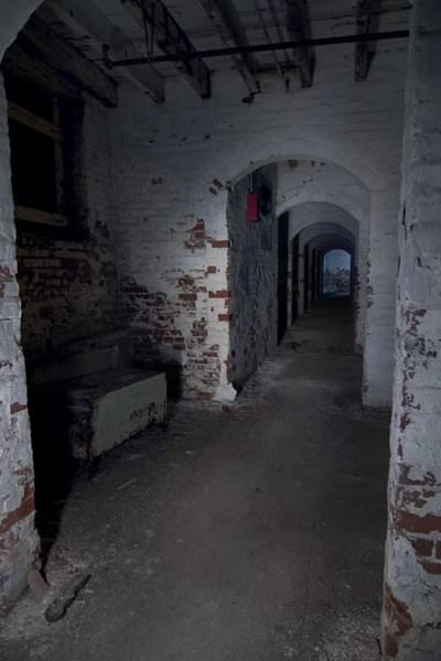 Basement; Northampton State Hospital