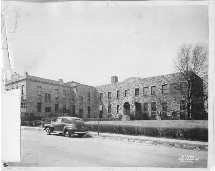Wheatley Provident Hospital An Abandoned Hospital In