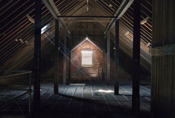 Attic Light; Pennhurst State School