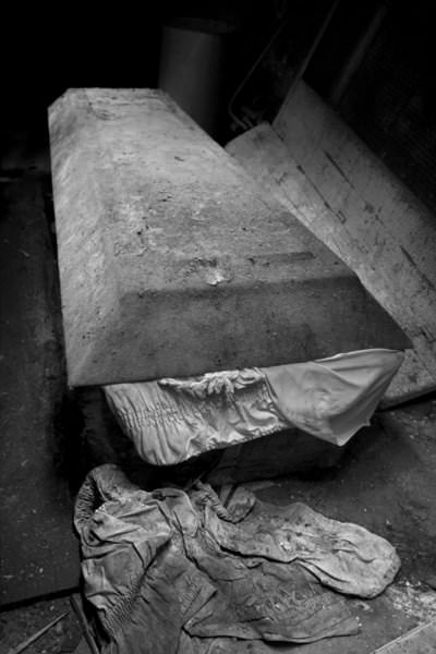 Closed Casket; Northwood Asylum