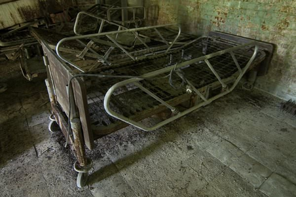 Beds; Fuller State School and Hospital