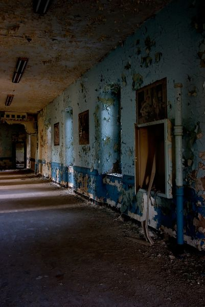 Painting Hall; Verden Psychiatric Hospital