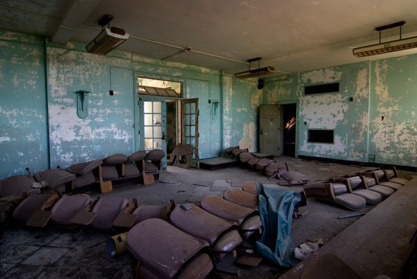 Scattered Seats; Verden Psychiatric Hospital