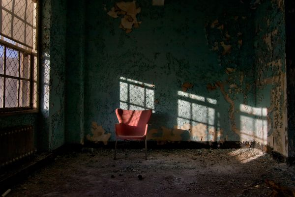 Waiting Room; Verden Psychiatric Hospital