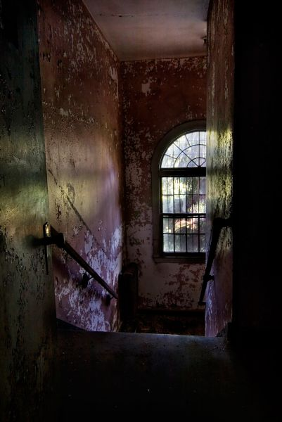 Downstairs; Green Hill State Hospital