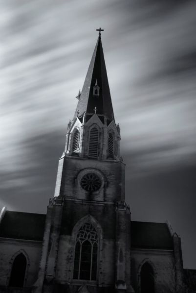 Photo of the abandoned Church of the Transfiguration (Buffalo) in Buffalo, NY