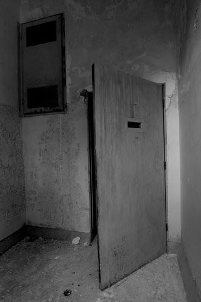 No Door Handles Here; Northampton State Hospital