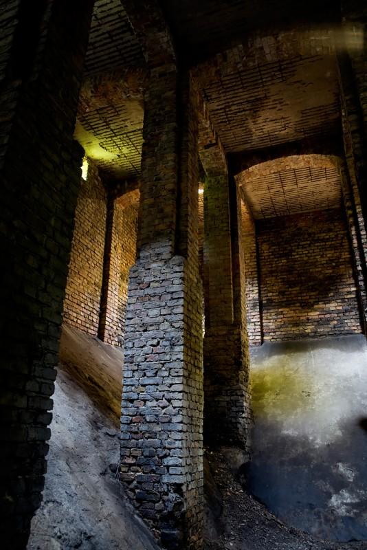Coal Bunker; Erich Wagner Kindersanatorium
