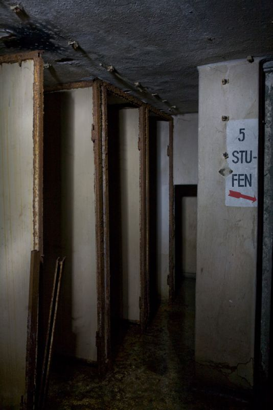 Fünf Stufen; Berliner Bunkerwelten