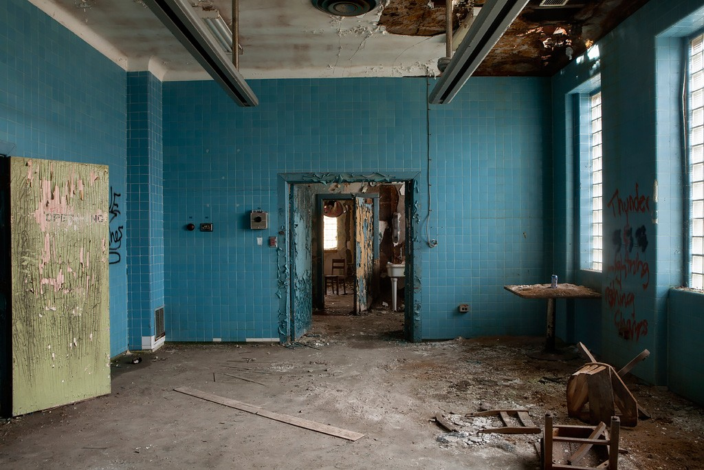 Operating Room Photo Of The Abandoned Pennhurst State School