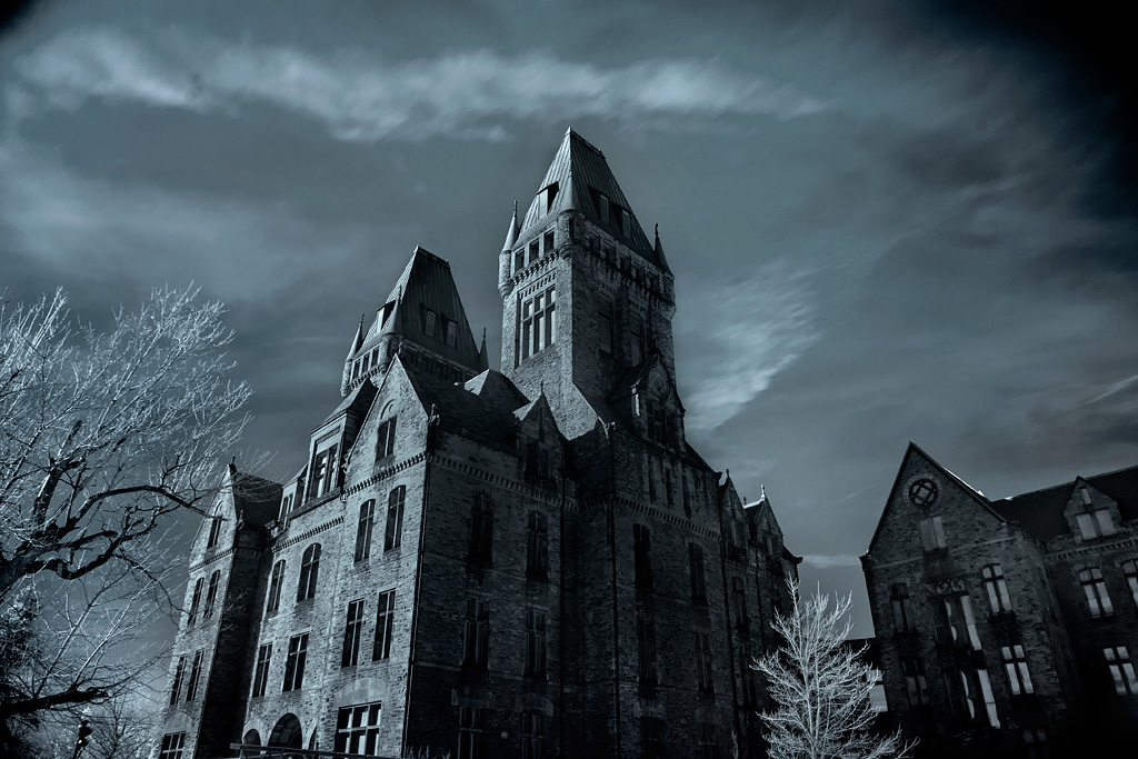 Danvers state hospital new - Buffalo State Hospital An Abandoned Kirkbride Building In