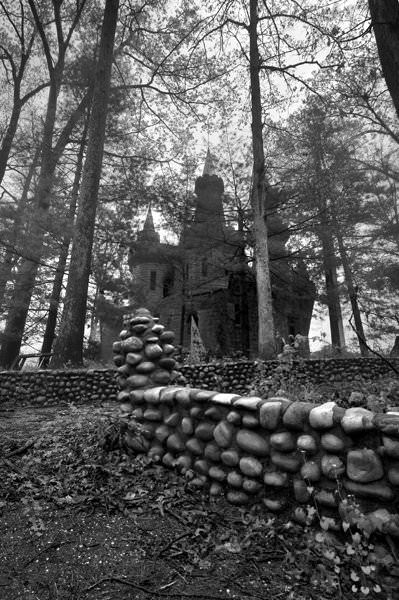 Photo of the abandoned The Enchanted Forest in Elicott City, MD