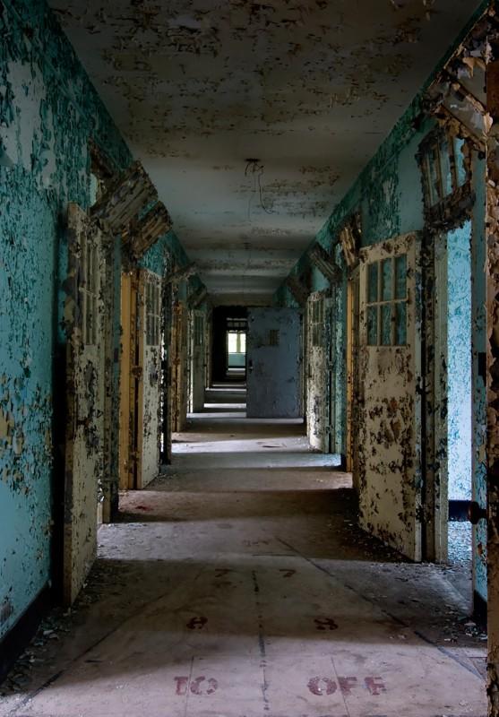Shuffle; Verden Psychiatric Hospital