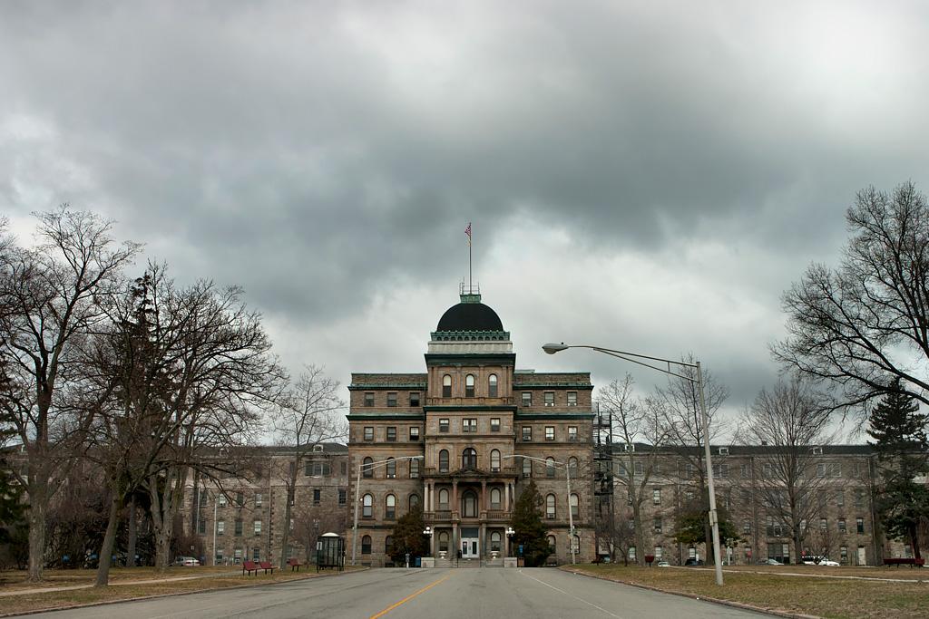 Greystone Park Psychiatric Center An Abandoned