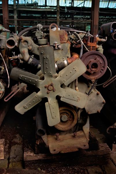 Blades; Studebaker Stamping Plant