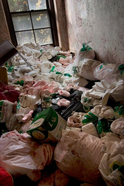 Diaper Room Photo Of The Abandoned Norwich State Hospital