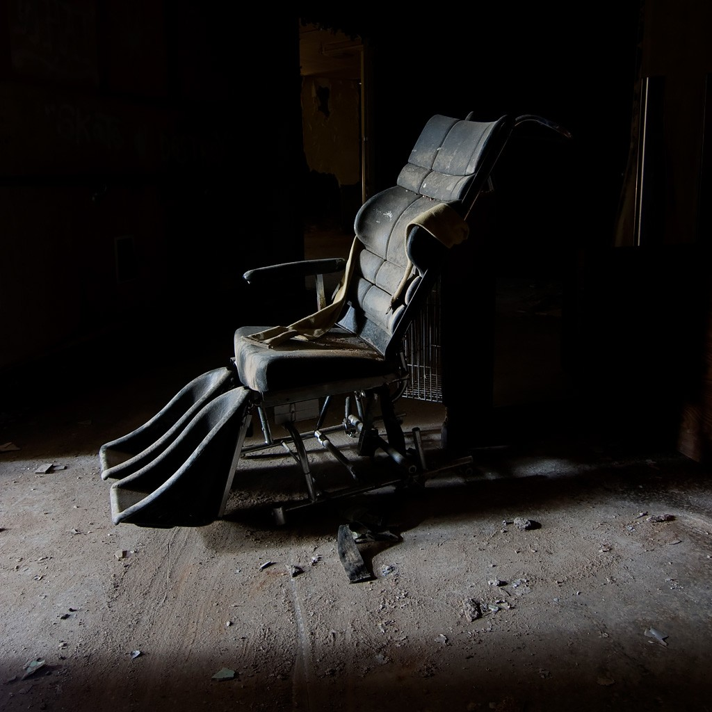 Photo Of The Abandoned The Ladd School